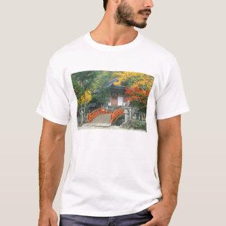 Japan, Nara, Ryuzenji Tempel T-Shirt