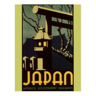 Japan Postkarten