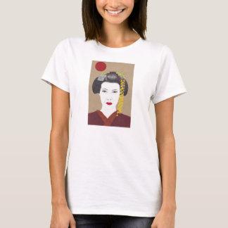 Japanese Woman T-Shirt