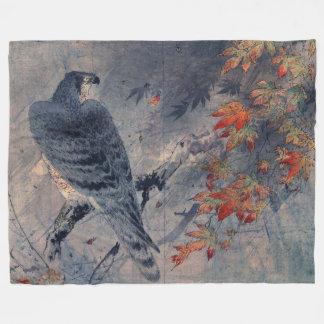 Japanische Herbst-Fleece-Decke Fleecedecke