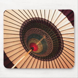 Japanische Sonnenschirm-Mäusematte Mousepad