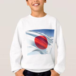 Japanische Staatsflagge Sweatshirt