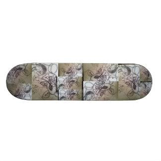 JayKnight ein Stock gebohrt Skateboard Brett