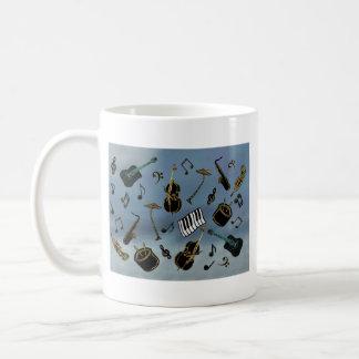 Jazz es oben kaffeetasse