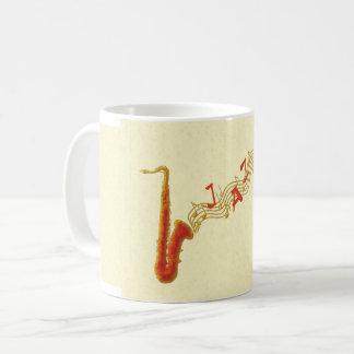 Jazz-Kaffee-Tasse Kaffeetasse