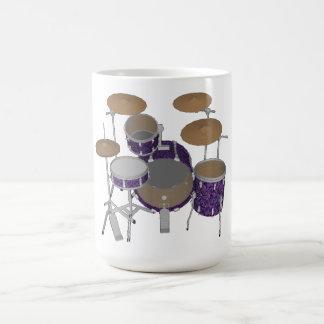 Jazz-Trommel-Ausrüstung: Kundenspezifisches Tasse