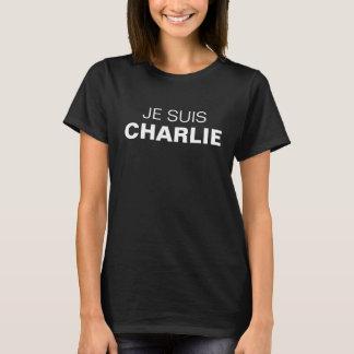 JE SUIS CHARLIE (BLACK/WOMEN) T-Shirt