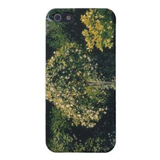Jeanne-Gänseblümchen Lecadre im Garten (1866) iPhone 5 Hülle
