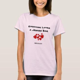 Jeder Lieben ein jüdischer Bae T - Shirt