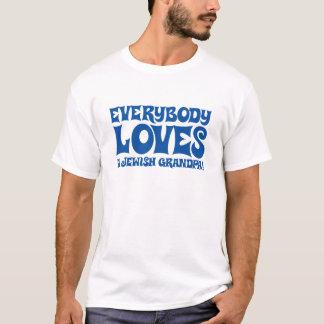 Jeder Lieben ein jüdischer Großvater! T-Shirt