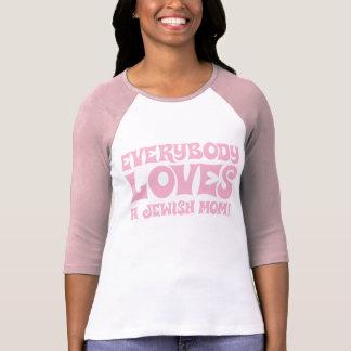 Jeder Lieben eine jüdische Mamma! T-Shirt