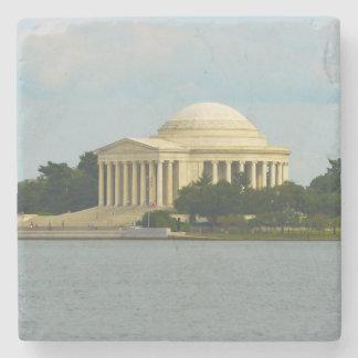 Jefferson-Denkmal im Washington DC Steinuntersetzer