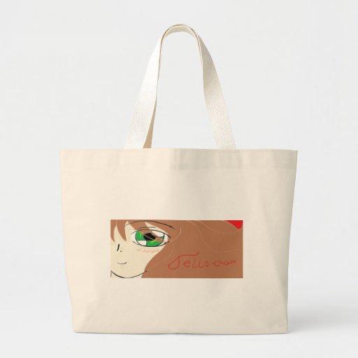Jello-Chan Einkaufstaschen