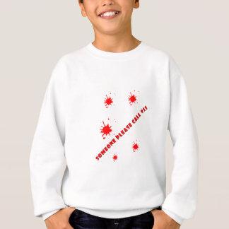 jemand gefallen nennen 911 sweatshirt