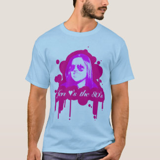jen Herzen der 80er T-Shirt