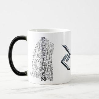 Jera Rune-Tasse Verwandlungstasse