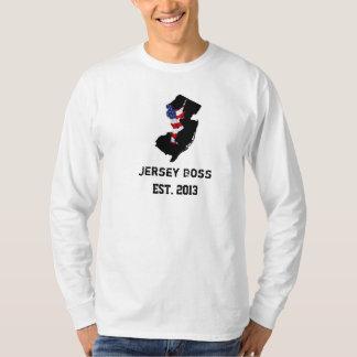 Jersey-Chef T-Shirt