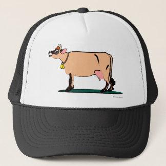 Jersey-Kuh (dunkel) Truckerkappe