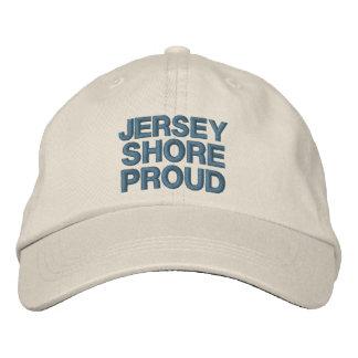 JERSEY-UFER-Kappe Bestickte Caps