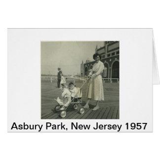 Jersey-Ufer Karte