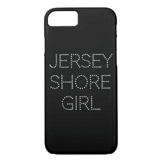 Jersey-Ufer-Mädchen iPhone 8/7 Hülle