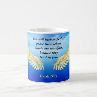 Jesaja-26:3 Tasse
