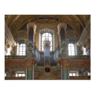Jesuitenkirche Postkarte