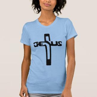 Jesus auf dem Kreuz T-Shirt