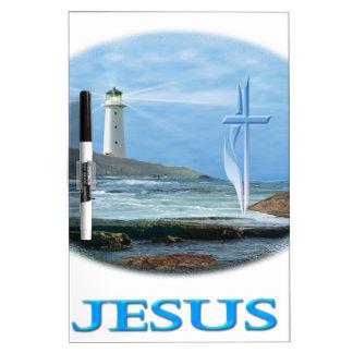 Jesus-Geschenke Memoboard