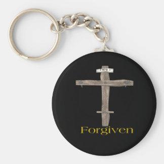 Jesus-Kreuz Schlüsselanhänger