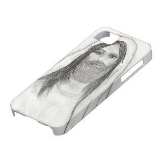 Jesus stehendes II iPhone 5 Hüllen