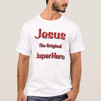 Jesussuperheld T-Shirt