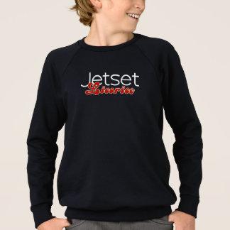 Jetset Süßholz > Jungen-Sweatshirt Sweatshirt