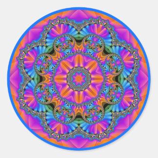 Jewelled Aufkleber der Regenbogen-10