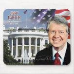 Jimmy Carter - 39. Präsident der US Mauspads