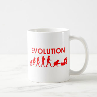 Jiu Jitsu Evolution Tasse