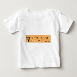 Joan Fuster - Du der Fan Baby T-shirt