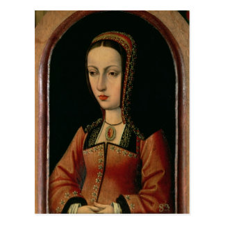 """Joanna oder Juana """"das wütende"""" der Olivenölseife Postkarten"""