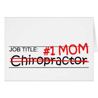 Job-Mamma-Chiropraktor Karte