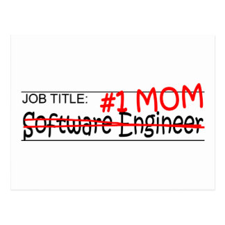 Job-Mamma-Software Engineer Postkarte