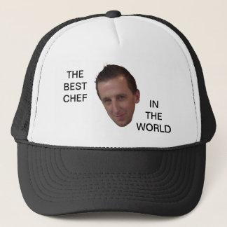 Joe Kirtland - der beste Koch in der Welt Truckerkappe