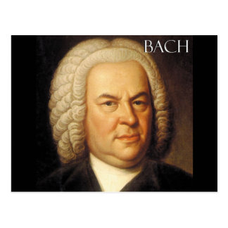 Johann Sebastian Bach-Einzelteile Postkarte - johann_sebastian_bach_einzelteile_postkarte-r332ef6e8582046f2a3f61ca5f44f70ce_vgbaq_8byvr_324
