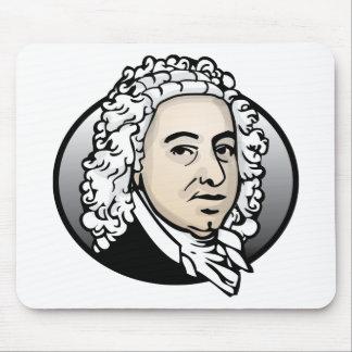 Johann Sebastian Bach Mousepad - johann_sebastian_bach_mauspad-r643c613f50bf4e16a3aaa3981ec4231a_x74vi_8byvr_324