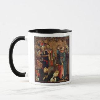 Johannes das Evangelist-Trinken Tasse