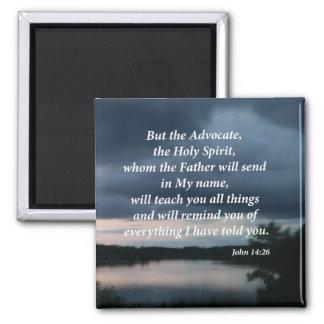 John-14:26 Quadratischer Magnet
