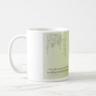 John-15:5 Kaffeetasse