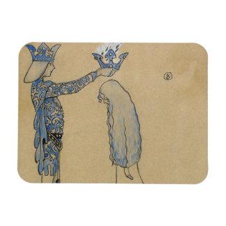 John Bauer - setzen Sie dann den Prinzen eine Magnet