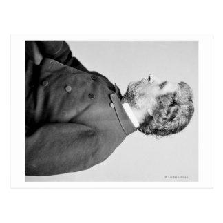 """John C. Freemont """"der große Pfadfinder """" Postkarte"""