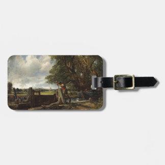 John Constable - der Verschluss- Gepäckanhänger