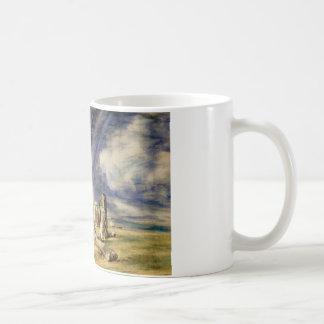 John Constable - Stonehenge Tasse